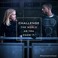 Challenge the World As You Know It