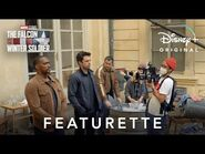 Co-workers Featurette - Marvel Studios' The Falcon and The Winter Soldier - Disney+