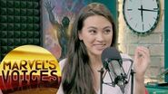 How Dance Lessons Taught Jessica Henwick Fighting Skills Marvel's Voices