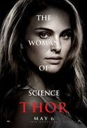 Jane Foster poster
