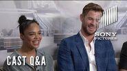 MEN IN BLACK - Cast & Filmmaker Q&A