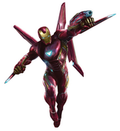 Infinity War Fathead 15