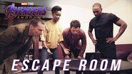 Marvel Studios' Avengers Endgame Escape Room