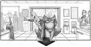 Spider-Man 4 Storyboard 6