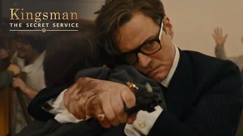 Kingsman The Secret Service- Now on Blu-ray, DVD & Digital HD 20th Century FOX