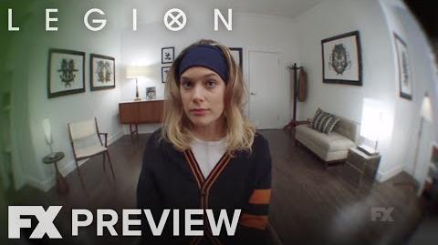 Legion Season 1 Sphere Syd Promo FX