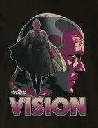 Vision Infinity War Avenger