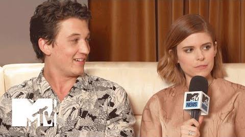 'Fantastic Four' Cast on Origin Stories MTV News