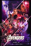 Endgame Dolby Poster