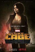 Luke Cage Misty Poster