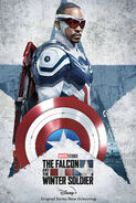 TF&TWS Captain America Poster