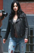 Jessica Jones Filming 4