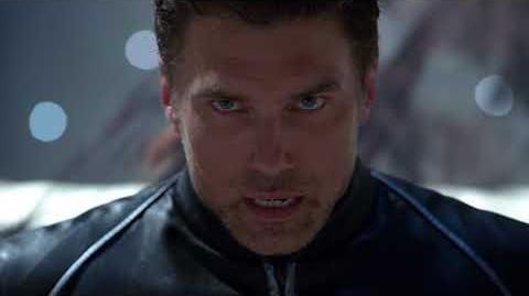 Marvel's Inhumans Trailer – Strike First