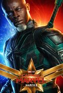 Captain Marvel Character Poster 07