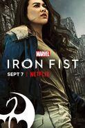 Iron Fist season 2 character poster 2