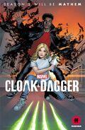 Cloak and Dagger season 2 poster art