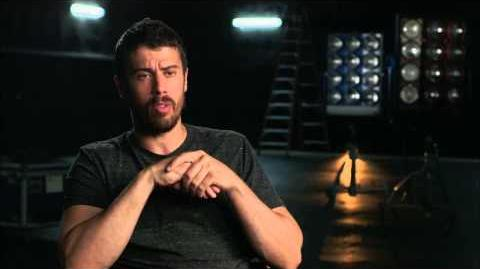 """The Fantastic Four Toby Kebbell """"Dr"""