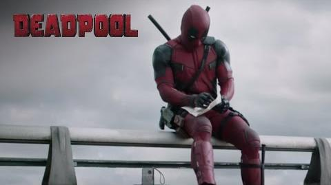 Deadpool Look for it on Blu-ray™ and DVD 20th Century FOX