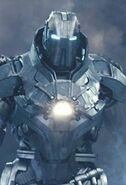 Ivan Vanko (Earth-616) in Whiplash MK II 002