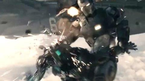 Avengers Age of Ultron TV Spot - War Machine (2015) Don Cheadle Marvel Movie