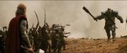 Thor vs. a Kronan 01