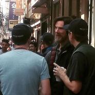 Doctor Strange Filming 2