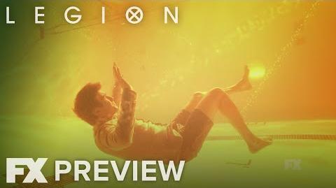 Legion Season 1 Begin Promo FX