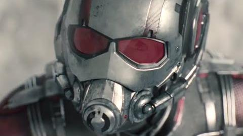 ANT-MAN Extended TV Spot 5 (2015) Paul Rudd Marvel Superhero Movie HD