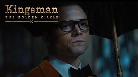 "Kingsman The Golden Circle ""Planning Something Major"" TV Commercial 20th Century FOX"