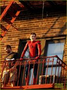 Tom-holland-performs-his-own-spider-man-stunts-on-nyc-fire-escape-11