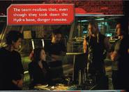 Avengers team plan