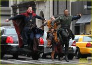 Doctor Strange Filming 33