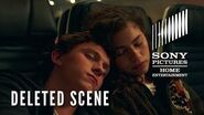 """SPIDER-MAN FAR FROM HOME - DELETED SCENE """"Peter & MJ on the Plane"""" - On Blu-ray TUESDAY!"""