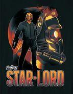 StarLord Infinity War Guardian
