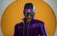 T'Challa Star-Lord concept art