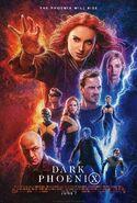 Dark Phoenix XMD Poster