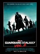 GOTG Vol.2 Special Edition Poster