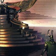 Thor Concept Art - Loki 012