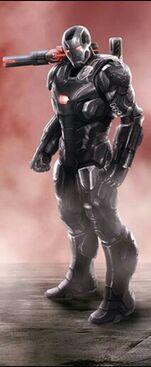 War Machine armor MK III