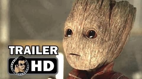 GUARDIANS OF THE GALAXY 2 Super Bowl TV Spot + Official Trailer (2017) Chris Pratt Marvel Movie HD