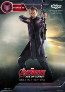 Skype Avengers Hawkeye