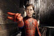 Spiderman-webfire