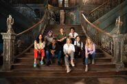 Runaways & Cloak and Dagger cast