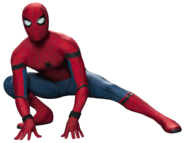 Spider-Man Homecoming Spidey