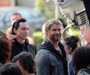 Thor - Ragnarok - Set - August 21 2016 - 13