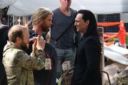 Thor - Ragnarok - Set - August 21 2016 - 5