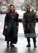 Doctor Strange Filming 47