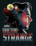 Doctor Strange Infinity War Avenger
