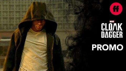 Marvel's Cloak & Dagger Promo Tyrone & Tandy Level Up Freeform