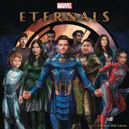 Eternals Calendar